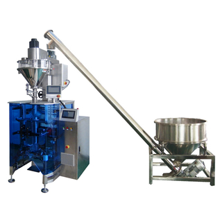 AUGER FILLER PACKAGING MACHINE FOR POWDER